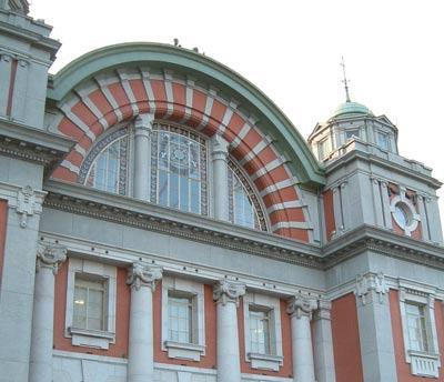 Rin-Profile用PHOTO『大阪市中央公会堂』